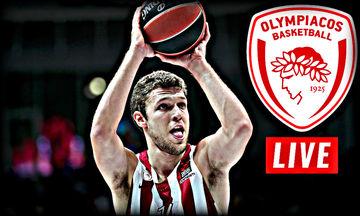 LIVE: Κύμη - Ολυμπιακός
