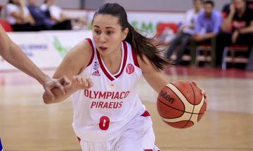 Η Παυλοπούλου άφησε τις ΗΠΑ και έστειλε τον Ολυμπιακό στη Euroleague