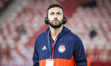Ξεκούραστος επιστρέφει ο Βούκοβιτς στον Ολυμπιακό