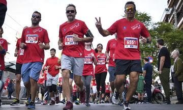 7.000 δρομείς έτρεξαν στη Νέα Σμύρνη για τις χαμένες πατρίδες