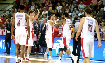 Τα highlights του Κύμη - Ολυμπιακός 74-77 (vids)