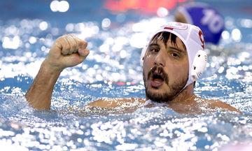 Πόλο: Χωρίς τον Μουρίκη στην Ιταλία ο Ολυμπιακός (pic)