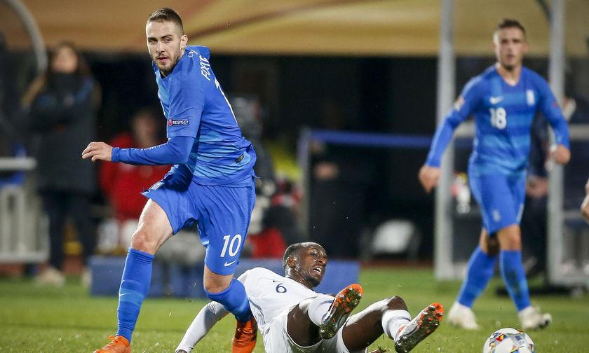Φινλανδία - Ελλάδα 2-0: Εξανεμίστηκαν οι ελπίδες στο Τάμπερε...