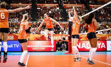 Σερβία-Ολλανδία και  Κίνα -Ιταλία στην τετράδα του Παγκοσμίου Πρωταθλήματος Βόλεϊ Γυναικών(pics,vid)