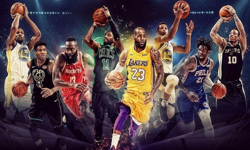 Η υπερδύναμη των Ουόριορς, ο Λεμπρον και ο Γιάννης (αφιέρωμα στο NBA)