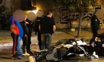 Θεσσαλονίκη: Σύγκρουση αυτοκινήτου με μοτοσυκλέτα - Ενας τραυματίας
