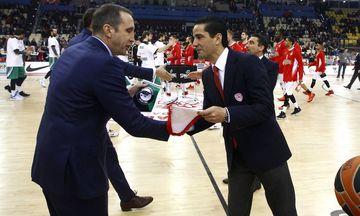 Ο Μπλατ επαινεί την δουλειά των προκατόχων του στον Ολυμπιακό (vid)
