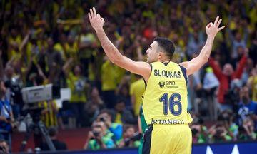Ο Σλούκας σήκωσε τους Τούρκους στο πόδι με νέο buzzer-beater