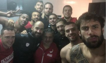 H selfie του Σπανούλη από την άλωση στην χώρα των Βάσκων