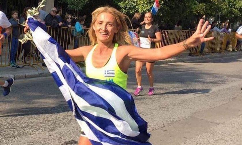 Δυο μαραθώνιους μέσα σε μια εβδομάδα θα τρέξει η Μαρία Πολύζου! (pics)