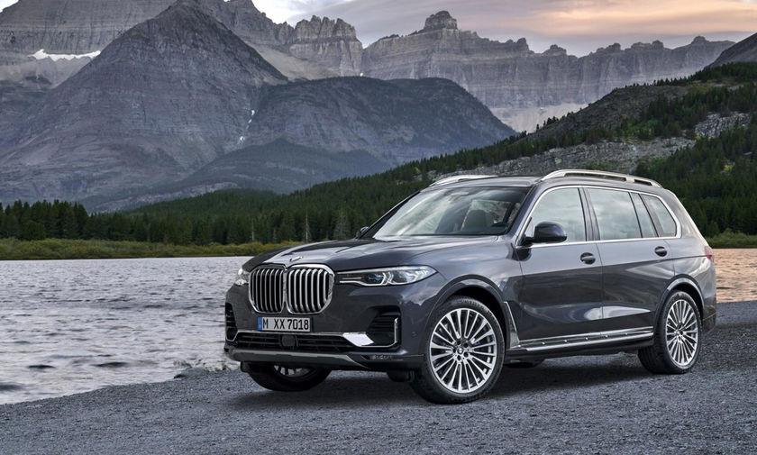 Αποκάλυψη για το μεγαλύτερο SUV της BMW