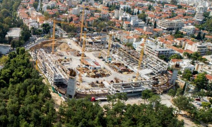 Απεργία στο εργοτάξιο του νέου γηπέδου της ΑΕΚ