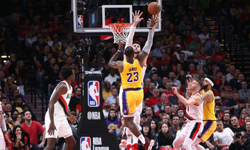 NBA: Εύκολα οι Σίξερς, θρίλερ στην Ουάσινγκτον, «κηδεία» για ΛεΜπρόν (vids)
