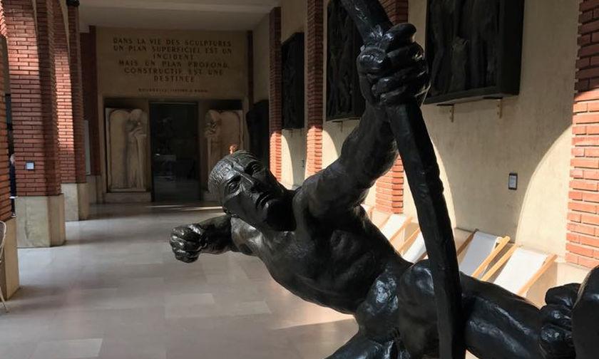 Μουσείο Bourdelle: Η μεγάλη τέχνη ποτέ δεν πεθαίνει