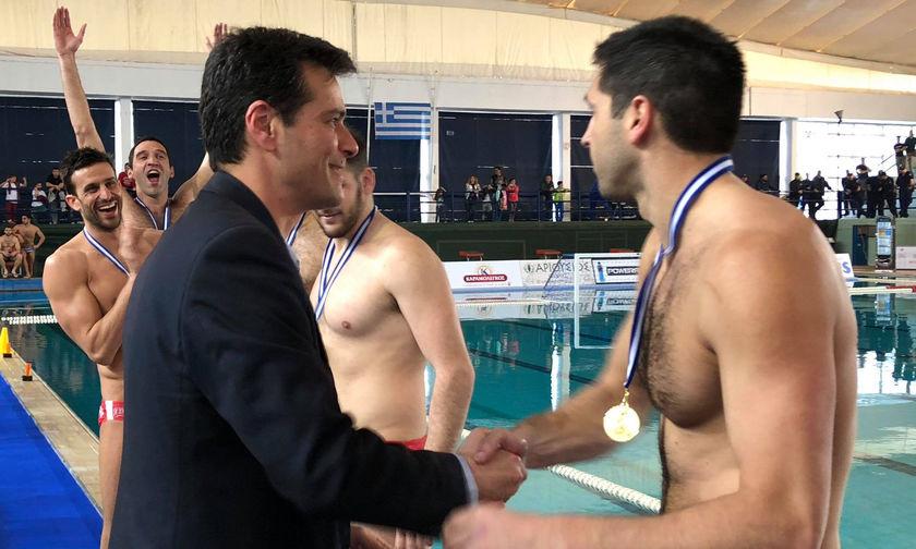 Βουρνούς: «Να βάλουμε τη Χίο στον διεθνή χάρτη με υπερσύγχρονο κολυμβητήριο!»