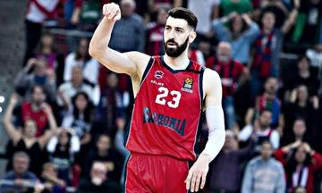 Ο Σενγκέλια έφτασε τα 500 ριμπάουντ στην ιστορία της EuroLeague