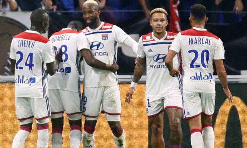 Ligue 1: Επέστρεψε στις νίκες η Λιόν