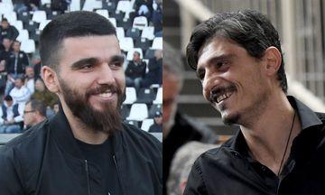 Γιαννακόπουλος: «Αυτό το ΣΚ... ΠΑΟΚάρα» - Σαββίδης: «Προεδράρα...»