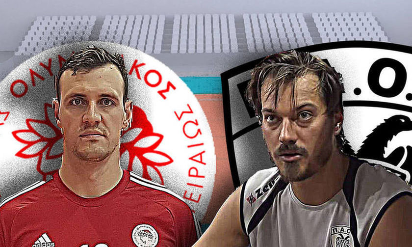 Ο καλοφτιαγμένος Ολυμπιακός και ο... κακοφτιαγμένος ΠΑΟΚ φαβορί για τον τίτλο