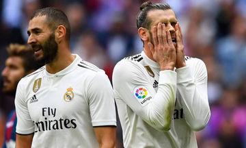 Ρεάλ Μαδρίτης - Λεβάντε 1-2: Βγήκαν τα λευκά μαντίλια στο «Μπερναμπέου» (vid)