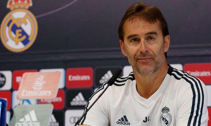Ο Λοπετέγκι απάντησε για το μέλλον του στη Ρεάλ Μαδρίτης