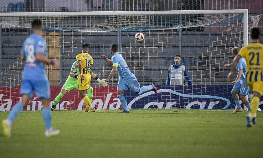 ΠΑΣ Γιάννινα - Παναιτωλικός 0-2: Αγρινιώτες για… φίλημα με ηγέτη τον Μάζουρεκ!