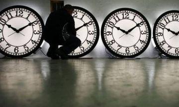 Πότε θα αλλάξουμε την ώρα στα ρολόγια μας