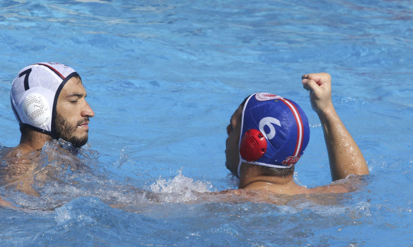 Αήττητοι Ολυμπιακός, Γλυφάδα, Υδραϊκός, ΝΟ Χανίων