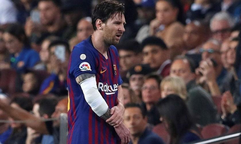 La Liga: Η Μπαρτσελόνα νίκησε την Σεβίλη αλλά έχασε τον Μέσι (βαθμολογία, αποτελέσματα)
