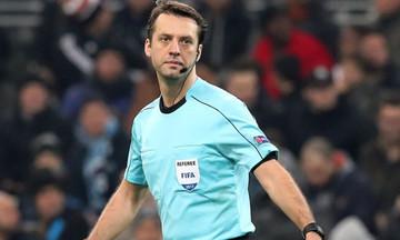 Λευκορώσος με «ελληνικό» παρελθόν ο διαιτητής του ΑΕΚ - Bayern