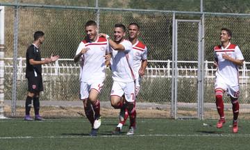 K19: Ο Ολυμπιακός 3-0 τον ΟΦΗ στο Ηράκλειο