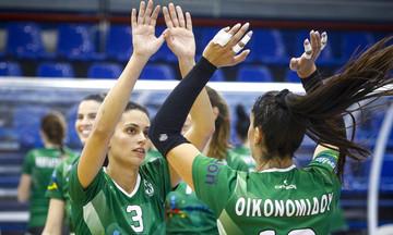 Ο ΠΑΟΚ της Χαντάβα,  κέρδισε 3-0 τον ΠΑΟ της Κοσμά στον Χολαργό