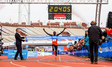 O Μαραθώνιος του Άμστερνταμ έγινε ο γρηγορότερος στην Ολλανδία