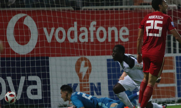 ΟΦΗ-Ολυμπιακός 1-0: Δεν εμφανίστηκε στην Κρήτη