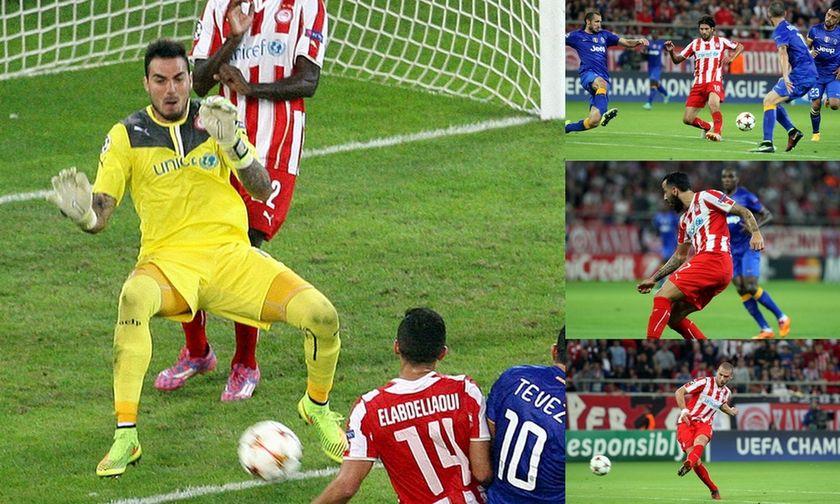 «Τσόρι, Μήτρογλου, Κασάμι και 1-0». Και μετά... «τι πιάνει ο Ρομπέρτο». Ολυμπιακός - Γιουβέντους 1-0