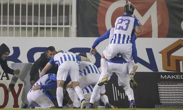 Τα highlights στο Ατρόμητος - Αστέρας Τρίπολης 3-2 (vid)