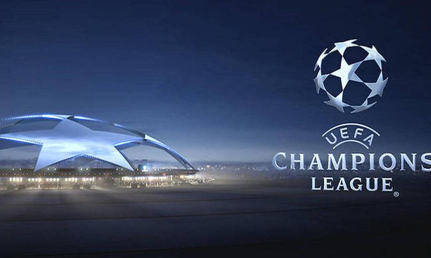 Το πρόγραμμα της Τρίτης (23/10) και τα κανάλια των μεταδόσεων στο Champions League