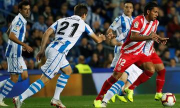 La Liga: Τα μοιράστηκαν όλα στο «Ανοέτα» (αποτελέσματα, βαθμολογία)