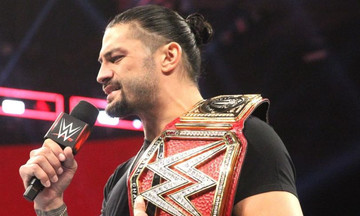 Σοκ στο WWE: Ο Ρόμαν Ρέινς ανακοίνωσε ότι πάσχει από λευχαιμία