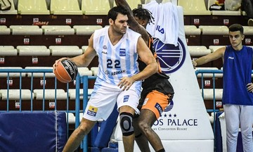 Μαυροειδής: «Στον Κολοσσό ευχαριστιέμαι το μπάσκετ»