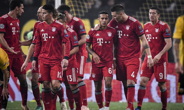 Ο γερμανικός Τύπος δεν εντυπωσιάστηκε από τη νίκη της Μπάγερν