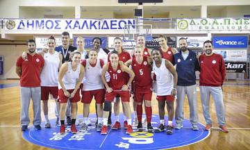 Euroleague Γυναικών: Ο Ολυμπιακός γράφει ιστορία στη Χαλκίδα κόντρα στην Φενέρμπαχτσε!