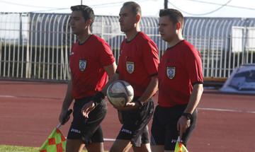 Football League: Οι διαιτητές της 1ης αγωνιστικής (27-28/10)