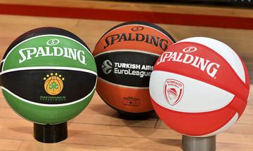 EuroLeague: Το πρόγραμμα της τέταρτης αγωνιστικής και τα κανάλια των μεταδόσεων