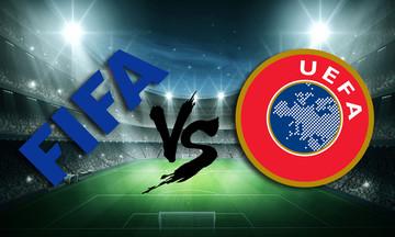 Η UEFA θα προστατεύσει πάση θυσία το Champions League από τη FIFA