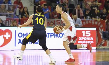 Ολυμπιακός - Φενέρμπαχτσε: Η παρακάμερα του αγώνα (vid)