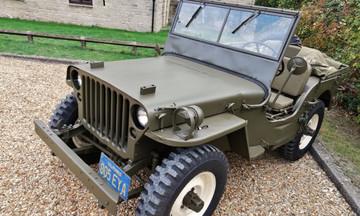 Θα αγόραζες το Jeep του Steve McQueen;