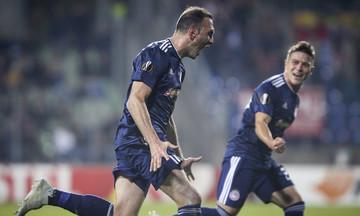 Ντουντελάνζ-Ολυμπιακός 0-2: Έσπασε η γκίνια στο Λουξεμβούργο