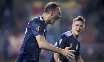 Τα γκολ στο Ντουντελάνζ- Ολυμπιακός 0-2 (vid)