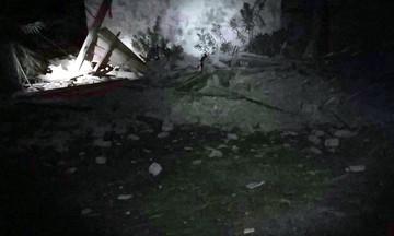 Γκρεμίστηκε μοναστήρι από το σεισμό στη Ζάκυνθο